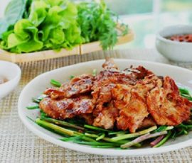 Món thịt nướng kiểu Hàn Quốc cực ngon và hấp dẫn