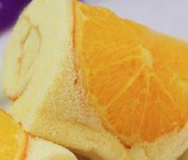 Món bánh bông lan cam tươi ngon tuyệt
