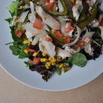 Món salad thịt gà kiểu Mexico ngon lạ miệng