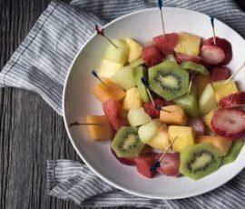 Món salad trái cây mát lạnh ngày hè