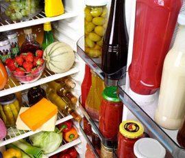 Những thực phẩm tránh để vào tủ lạnh