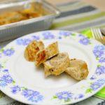 Món thịt heo cuộn pho mát mới lạ mà ngon tuyệt