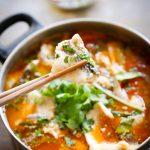 Món canh cá trắm nấu chua ngọt thanh đổi vị bữa cơm chiều