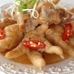 Món chân gà om ngũ vị hương ăn là mê