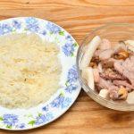 Món cơm dừa Thái Lan thơm ngon độc đáo