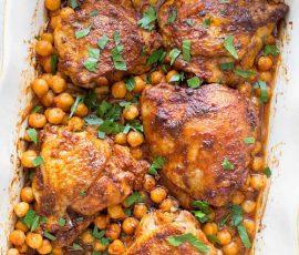 Món gà cay sốt đậu thơm nồng ngon ngất ngây