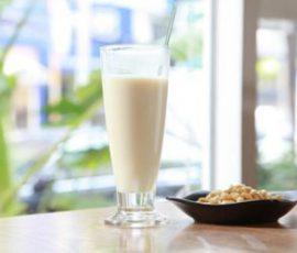 Món sữa đậu nành lạc vừng bổ dưỡng tốt cho sức khỏe