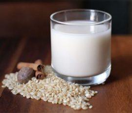 Món sữa gạo thơm ngon bổ dưỡng chiêu đãi cả nhà
