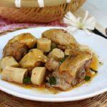 Món thịt gà kho măng lạ miệng đổi vị cho cả nhà
