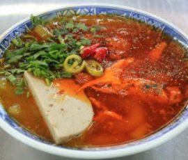 Món bánh canh Nam Phổ đặc sản nổi tiếng xứ Huế