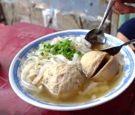 Món canh bò viên ngọt thơm của vùng đất An Giang