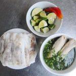 Món bánh cuốn canh – Đặc sản Cao Bằng