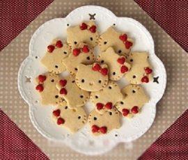 Món bánh quy Hello Kitty ngộ nghĩnh đáng yêu