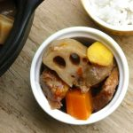 Món bò hầm củ sen ngon bổ dưỡng