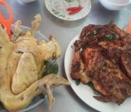 Gà tre Đèo Le - món ngon không nên bỏ qua khi đến Quảng Nam