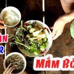 Món mắm bò hóc ẩm thực của người Khmer