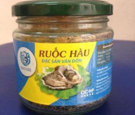 Ruốc hàu Vân Đồn - Món đặc sản Quảng Ninh
