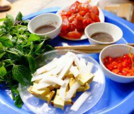 Món sứa đỏ - món ăn chơi quen thuộc của Hà Nội