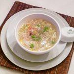 Món súp cua thơm ngon không bị tanh đơn giản ngay tại nhà