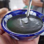 Món chè mè đen Quảng Nam