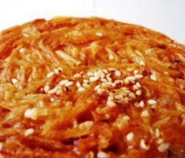 Món bánh rế - đặc sản nức tiếng của Phan Thiết
