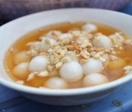 Món bánh thắng dền nức lòng thực khách đến Hà Giang