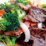 Thịt bò xào súp lơ xanh – món ăn tốt cho nam giới
