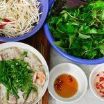 Món bún nước lèo bánh cống nức tiếng của người dân Trà Vinh
