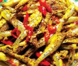 Món cá còm kho nghệ món ăn dân dã của Nghệ An