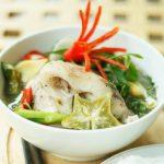 Món cá hấp khế ngon đậm đà cho bữa cơm chiều