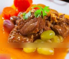 Thịt cừu nấu nho Ninh Thuận - món ăn ngon đặc biệt và hấp dẫn