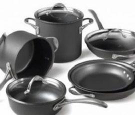 Dụng cụ nấu nướng cần thay thế ngay để bảo vệ sức khỏe