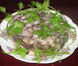 Món giò ốc Quảng Nam độc đáo lạ miệng
