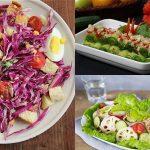 Món salad ngon miệng giúp giải nhiệt ngày hè