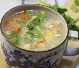 Tuyệt chiêu cho món súp thêm ngon đậm đà