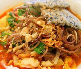 Món mỳ quảng Quảng Nam ngon nức tiếng