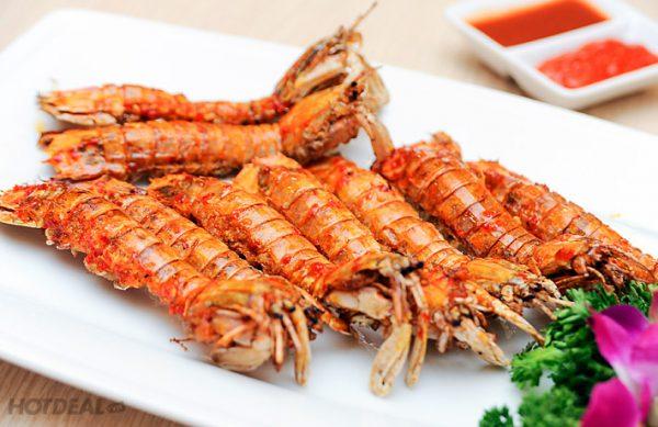 Tôm tít Cô Tô đặc sản khi đến Quảng Ninh