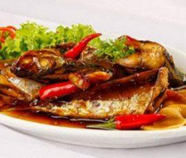 Món cá nục sốt tỏi ớt ai cũng thích mê