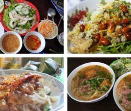 Món ăn Huế hút khách giữa lòng Sài Gòn