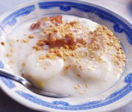 Bánh bèo ngọt Nha Trang món ngon bạn không nên bỏ qua