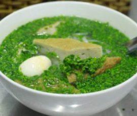Món bánh canh hẹ Phú Yên dân dã mà ngon tuyệt