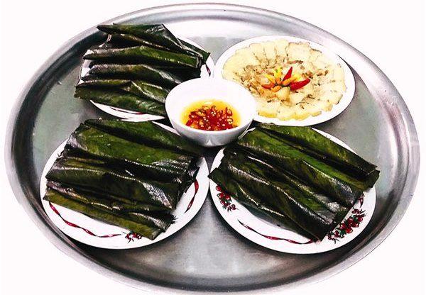 Bánh gói Hương Cần - Món đặc sản của xứ Huế