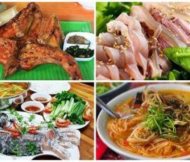 Đặc sản Đắk Lắk - món ăn ngon của núi rừng