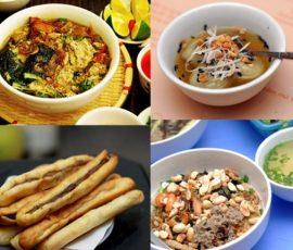 Đặc sản Hải Phòng - món ăn ngon nức tiếng