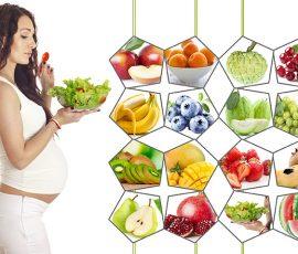 Dinh dưỡng cần thiết cho phụ nữ mang thai 3 tháng đầu
