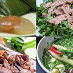 Đặc sản Quảng Trị mang đậm chất dân dã, thôn quê