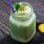 Món sữa chua trà xanh giải nhiệt ngày nắng