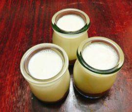 Món sữa chua sầu riêng độc đáo mới lạ