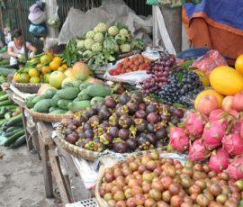 Cách phân biệt trái cây chứa hóa chất