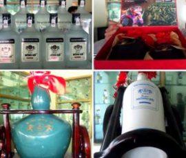 Rượu Mông Kê xứ Nậm Loỏng Lai Châu